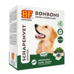 Schapenvet BonBon Zeewier Maxi - BF Petfood - Biofood