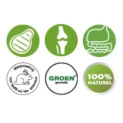 Senior Krokant Eigenschappen - BF Petfood - Biofood