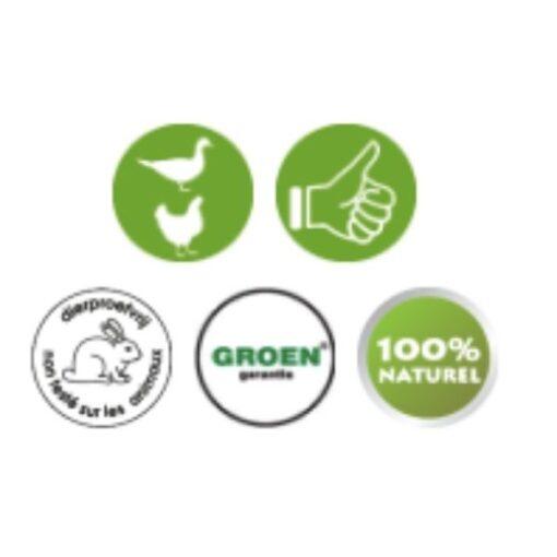 Vleesvoeding Kip & Eend - BF Petfood - Biofood - 1