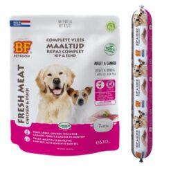 Vleesvoeding Kip & Eend - BF Petfood - Biofood - 2