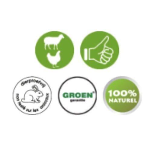 Vleesvoeding Kip & Lam eigenschappen - BF Petfood - Biofood - 28
