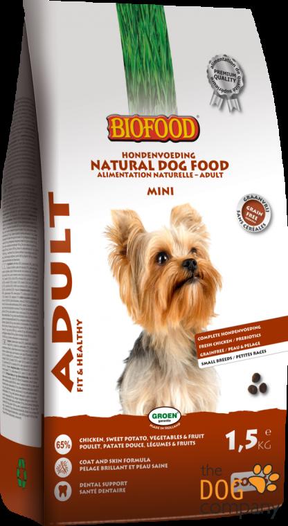 Biofood adult mini 1,5kg