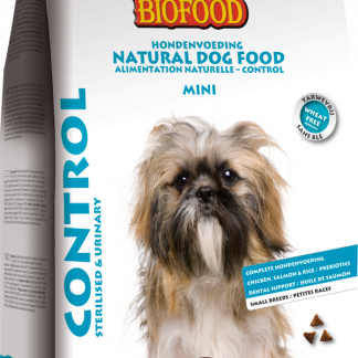 Biofood Controll Small Breed 1,5kg