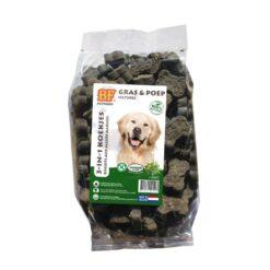 3-in-1 koekjes naturel 500g - BF Petfood - Biofood