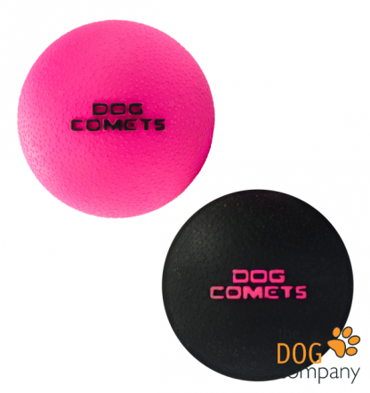 Stardust Dog Comets roze