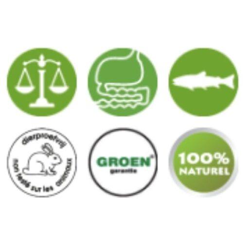 Geperst Adult eigenschappen - BF Petfood - Biofood