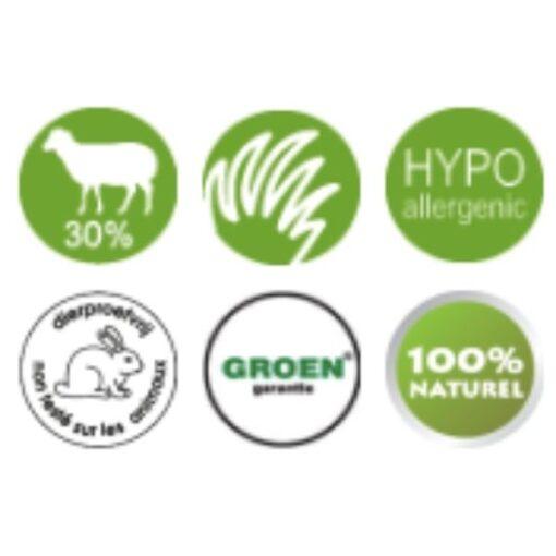 Geperst Lam eigenschappen - BF Petfood - Biofood