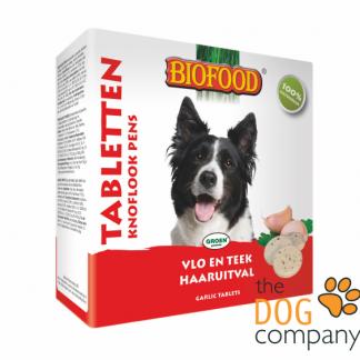 Biofood Knoflook Pens Tabletten