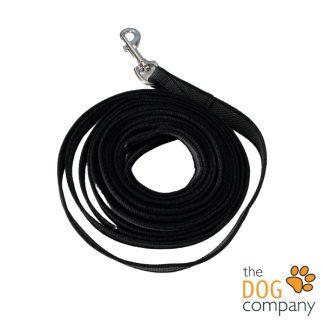 Lange lijn antislip zwart