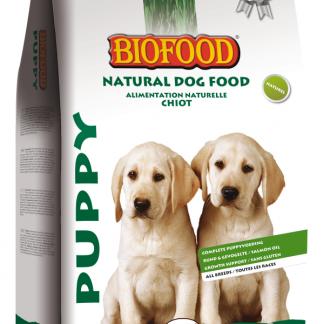 Puppy Krokant 12,5kg Biofood