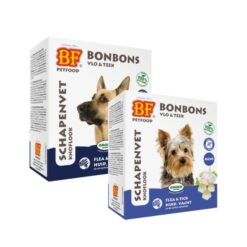 Schapenvet BonBon Knoflook - BF Petfood - Biofood