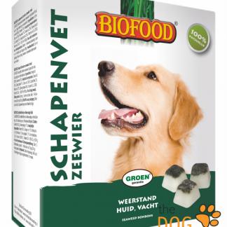 Biofood Schapenvet bonbons Zeewier Maxi