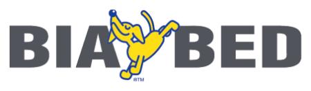 BIA bed logo