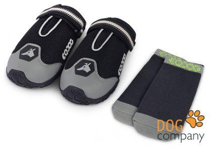 4 season schoenen EQDOG met sokken
