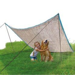 Aluminium Schaduw Tent