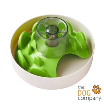 Interactive feeder Spin Paw