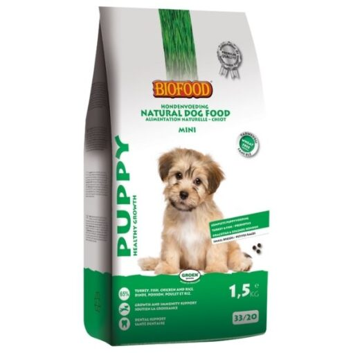 Puppy Small Breed - BF Petfood - Biofood