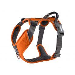Comfort Walk Pro tuig - Dog Copenhagen - CWP-Harness-OrangeSun-V1