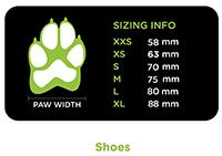 4 season schoenen EQDOG opmeten
